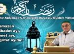 Hoşgeldin Ramazan….